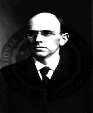 Elliot P. Joslin (1869-1962).