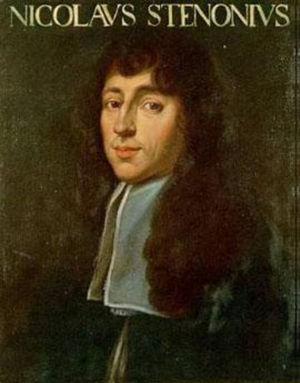 Niels Stensen (1638–1686).