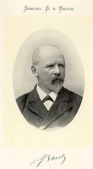 Dr. Samuel von Basch, austríaco, miembro correspondiente de la Academia Nacional de Medicina de México.