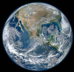 Planet Earth, our global respiratory patient for Respiratory Planetary Medicine.