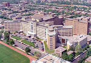 Centro Hospitalario Universitario (CHU Sainte-Justine).