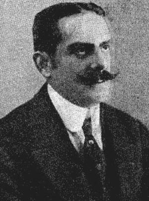 José Velasco Pajares (España Médica. 1914&#59;4(119):1).