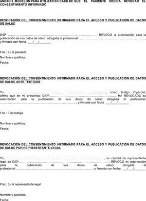 Instrucciones para el profesional autor de la publicación científica.