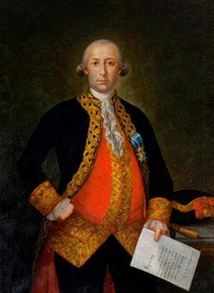 Bernardo de Gálvez, Virrey de Nueva España (1785-1786).