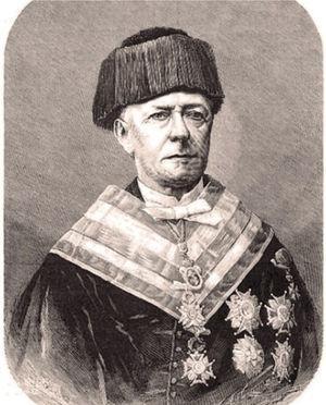 Joaquim Hysern i Molleras (Banyoles, 1804-Madrid, 1883).
