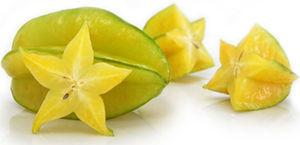 Image of Averrhoa carambola.