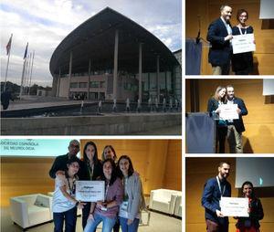 Entrega de premios. Sede Oficial: Palacio de Congresos de Valencia.