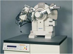 TTRIII multifunctional X-ray diffractometer.