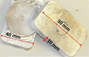 EZ33A thixo-casts.