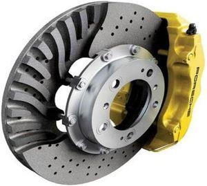 Automotive carbon ceramic brake [188].