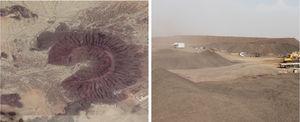 Volcanic pumice from Jabal Al Akwa Al Shamiya, Sabiya Jazan.