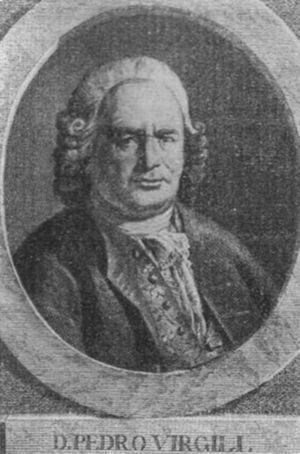 Don Pedro Virgili (1699-1776).