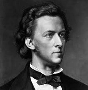 Frederic Chopin (1810–1849; Zelazowa Wola, Poland), Romantic era composer and pianist who very probably died of cystic fibrosis.