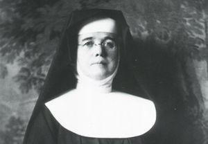 Sister Mary Joseph (Julia Dempsey). Named the periumbilical subcutaneous nodule, which was given her eponym and indicates metastasis of an intra-abdominal tumour, one of the most important of which is pancreatic cancer. It is the only eponym that bears the name of a nurse.