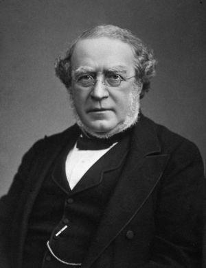 Photograph of Sir. Alfred Baring Garrod, 1819–1907.3