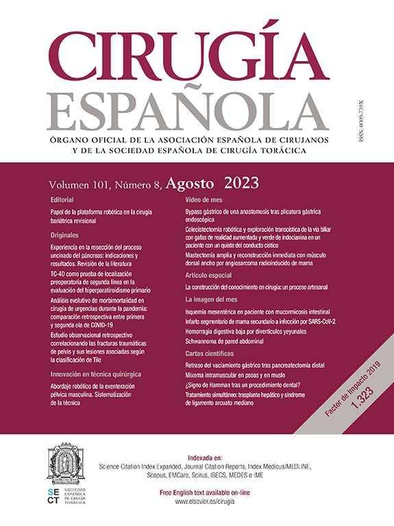 Cirugía Española