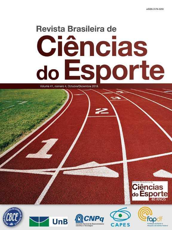 Revista Brasileira de Ciências do Esporte