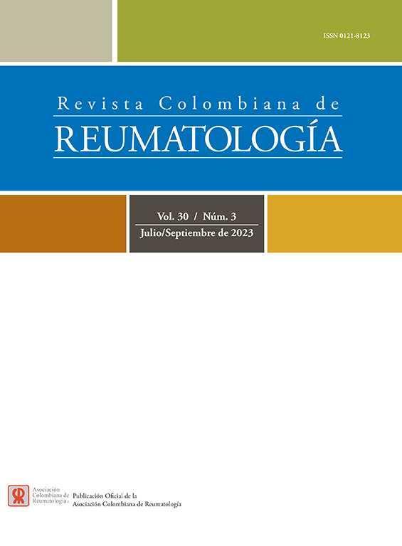 Revista Colombiana de Reumatología