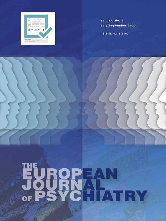 European Journal of Psychiatry