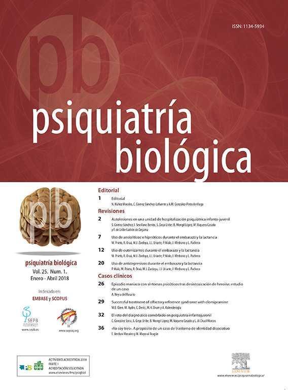 Psiquiatría Biológica