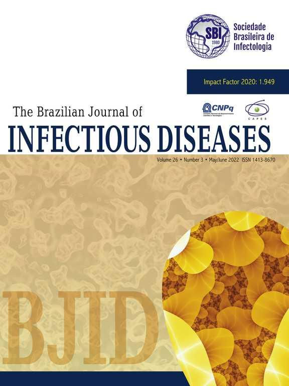 Online submission | The Brazilian Journal of Infectious Diseases