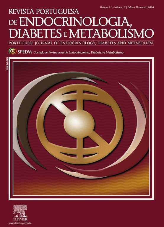 Revista Portuguesa de Endocrinologia, Diabetes e Metabolismo