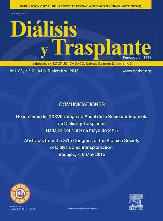 Diálisis y Trasplante