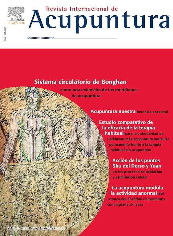 Revista Internacional de Acupuntura
