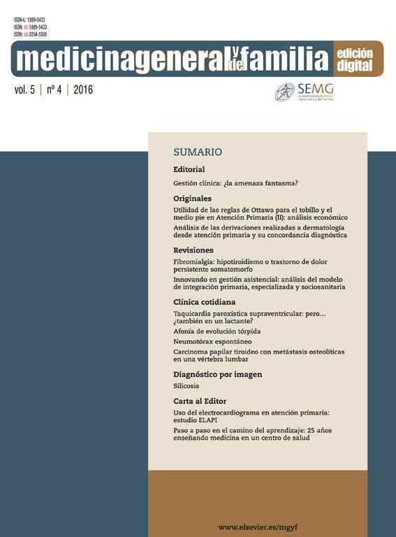 Medicina General y de Familia (edición digital)