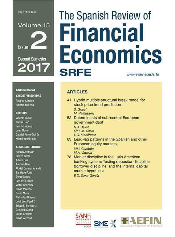 Crawling EDGAR | The Spanish Review of Financial Economics