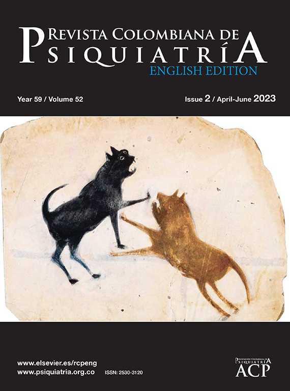 Revista Colombiana de Psiquiatría (English Edition)