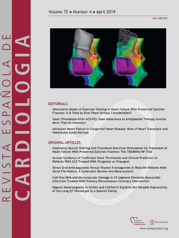 Revista Española de Cardiología (English Edition)