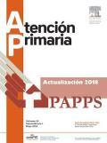 Actualización PAPPS en vacunas 2018