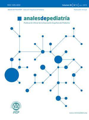 Anales Españoles de Pediatría